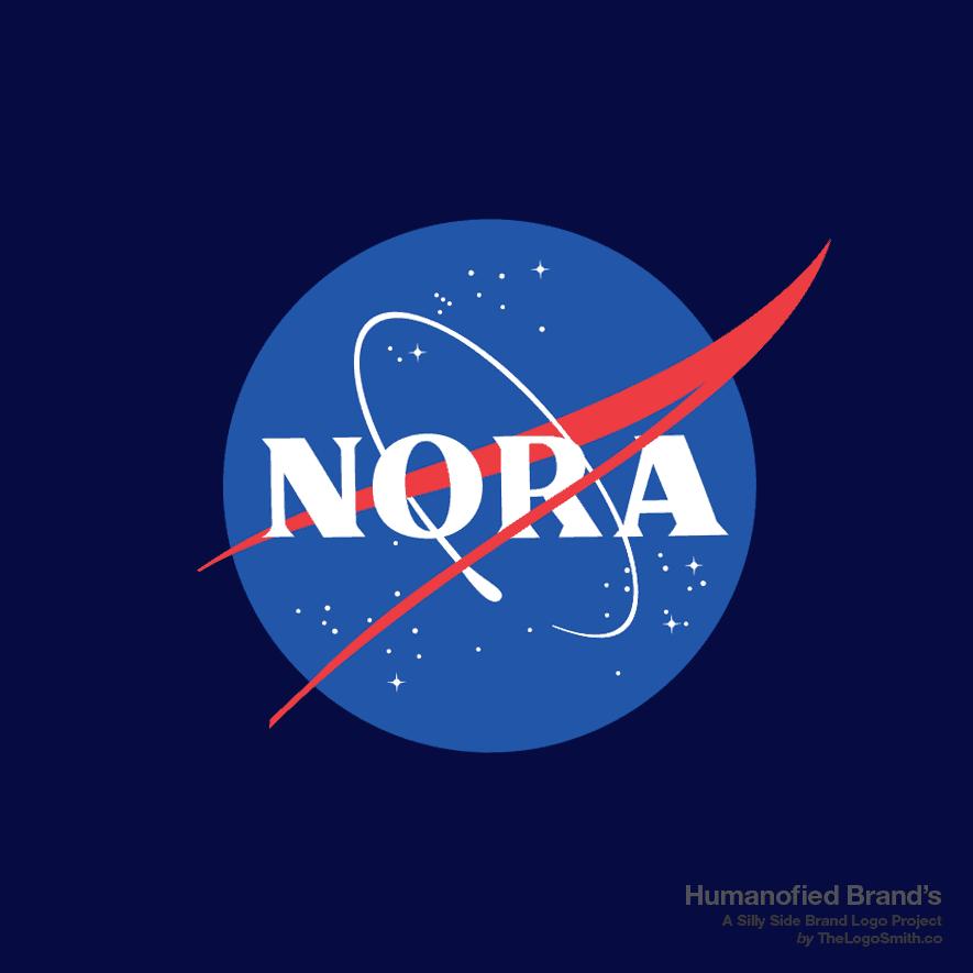 Humanofied-Brands-NASA-logo-vs-Nora