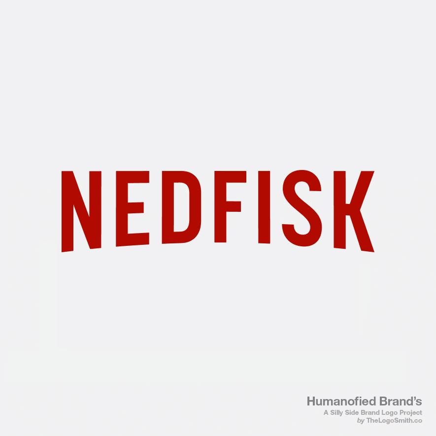 Humanofied-Brands-NedFisk-vs-Netflix-Logo