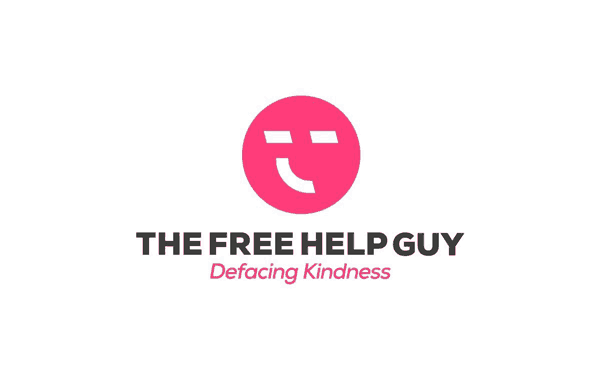 The-Free-Help-Guy-Logo-Designed-by-The-Logo-Smith-2