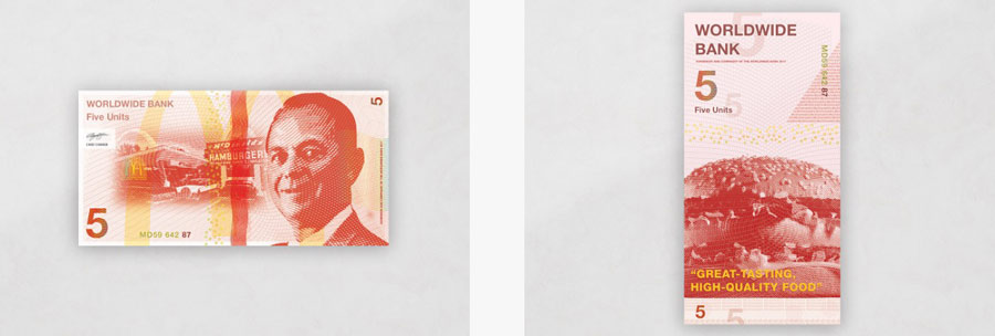 brand currency designed by jade dalloul