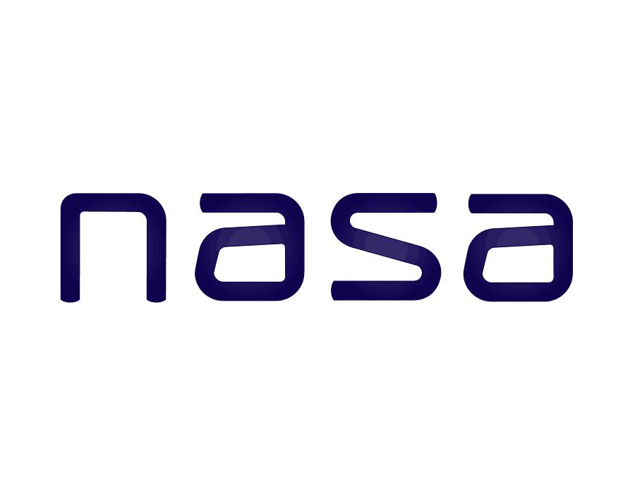 nasa logo design in movie film life small