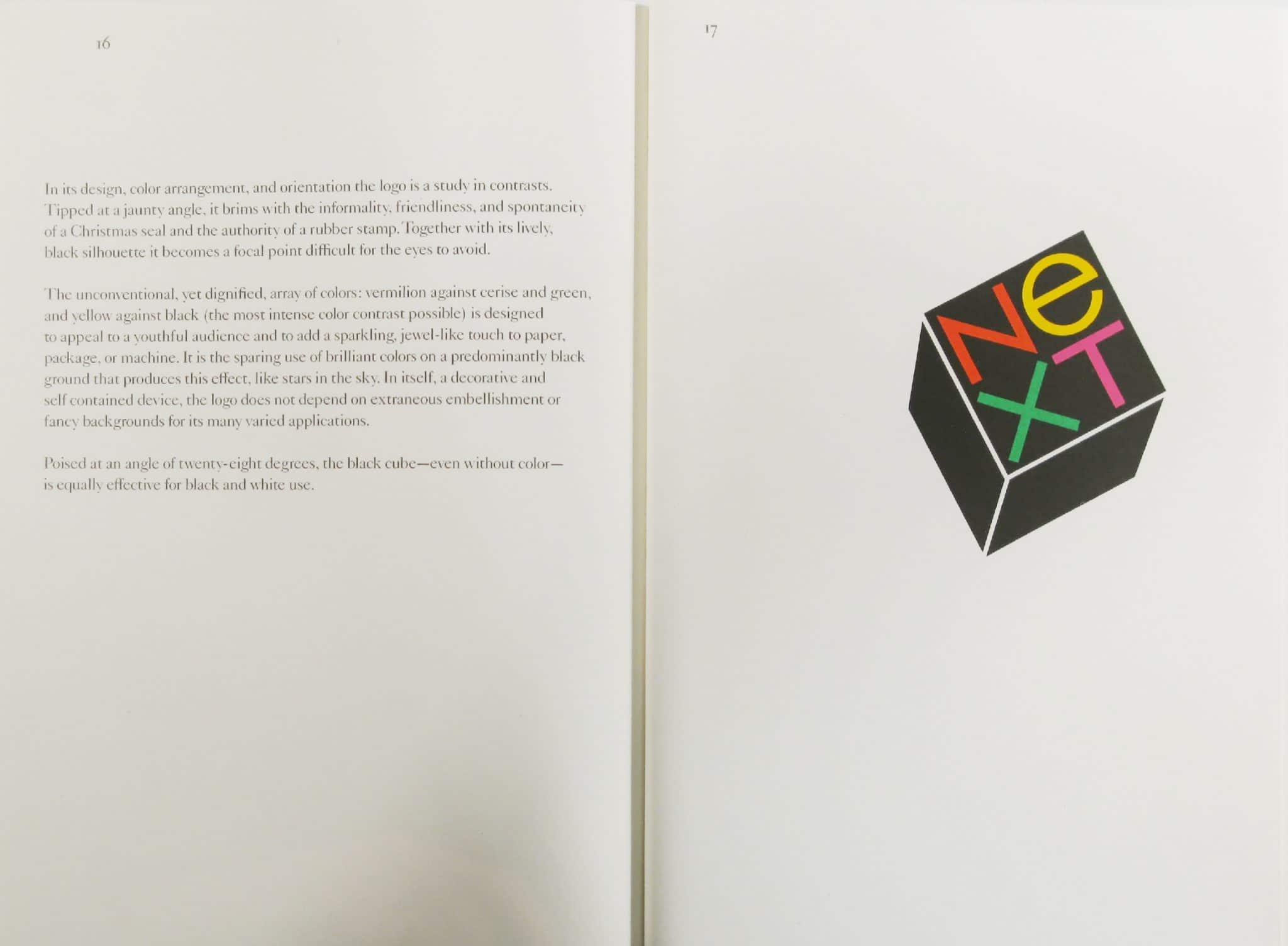 NeXT Logo Presentation