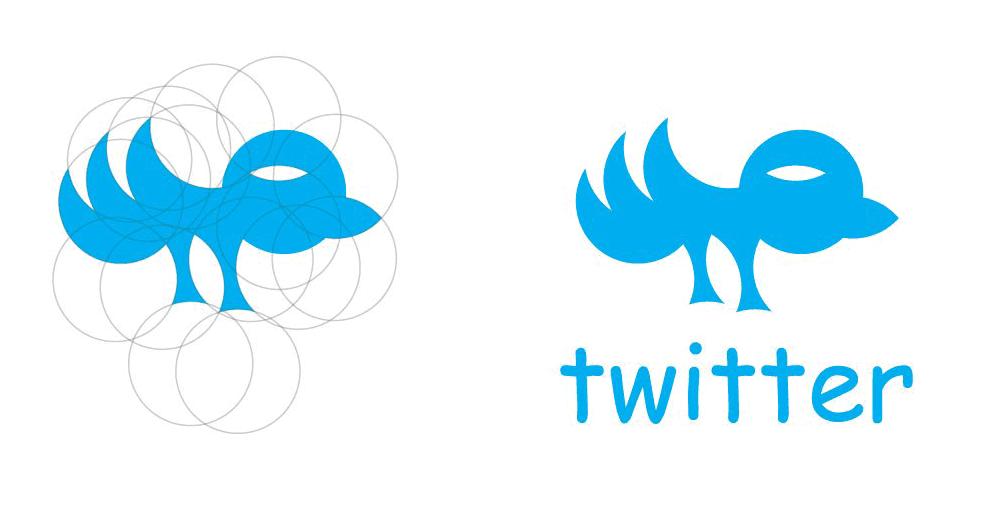twitter-logo-design-using-circles-1