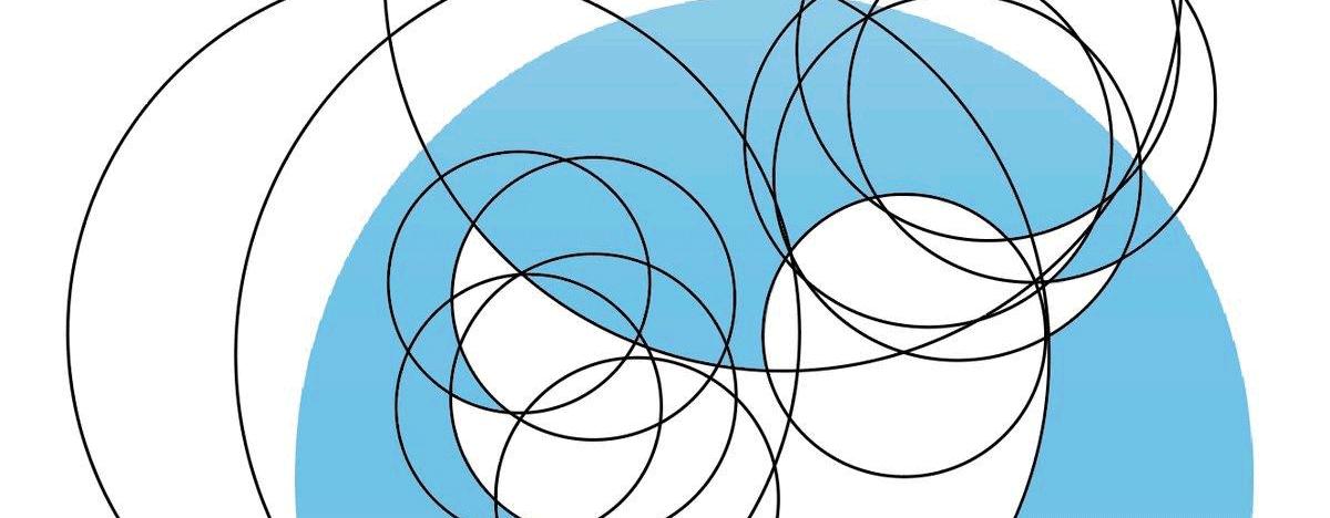 twitter logo design using circles