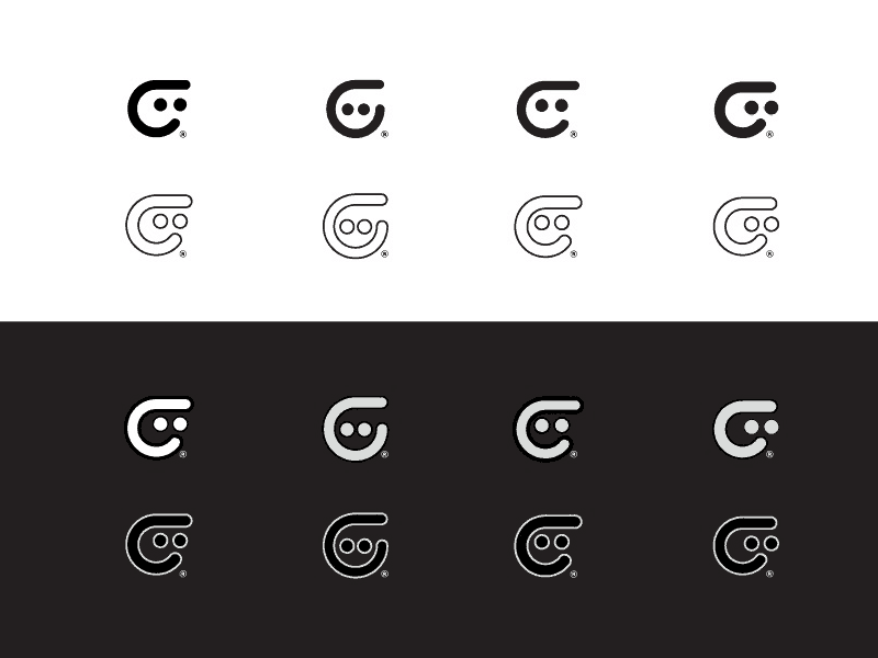 Ghost Logo Design & Brand Identity