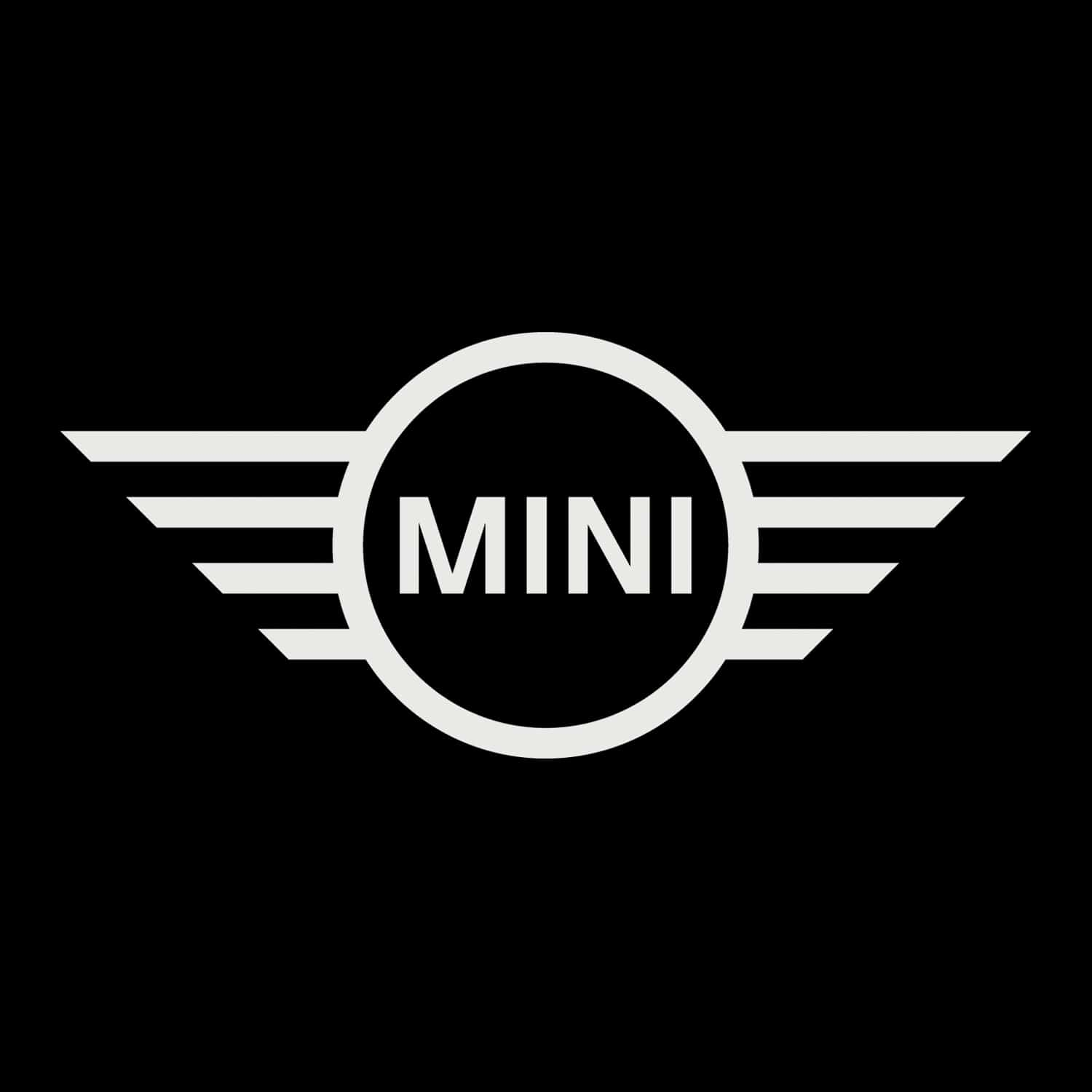 the new mini logo design