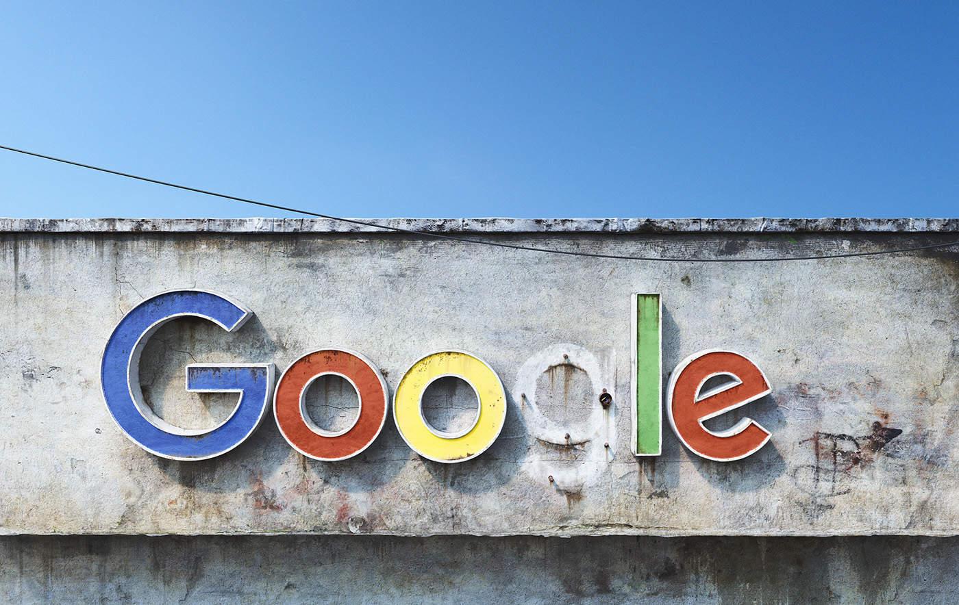 google social decay logo designed by Andrei Lacatusu