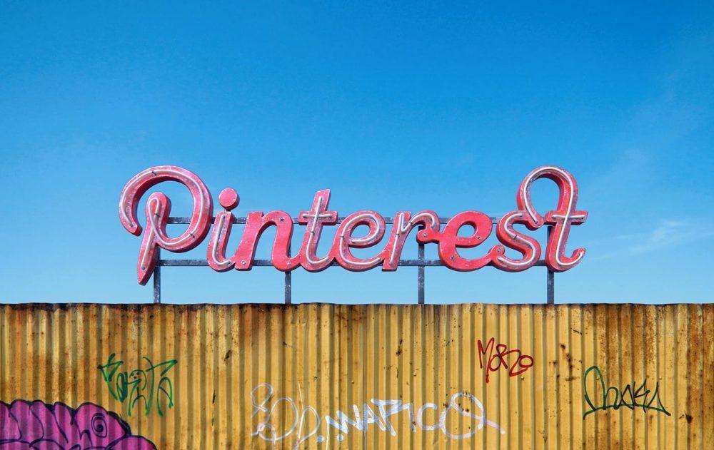 pinterest social decay logo designed by Andrei Lacatusu