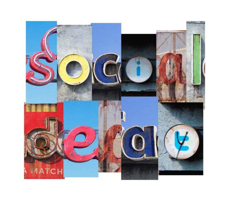 social decay logo designed by Andrei Lacatusu