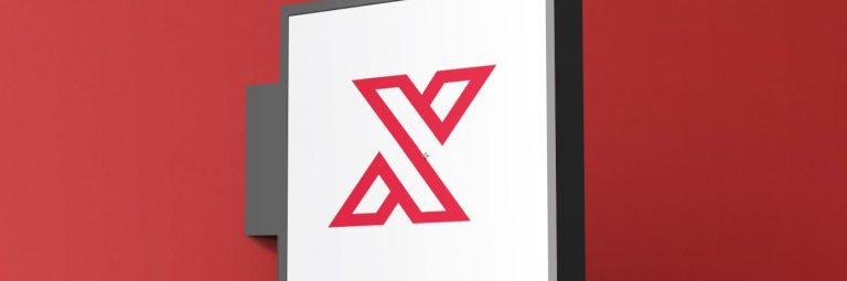 Internxt Brand Identity & Logo Redesign in Process - Branding the X