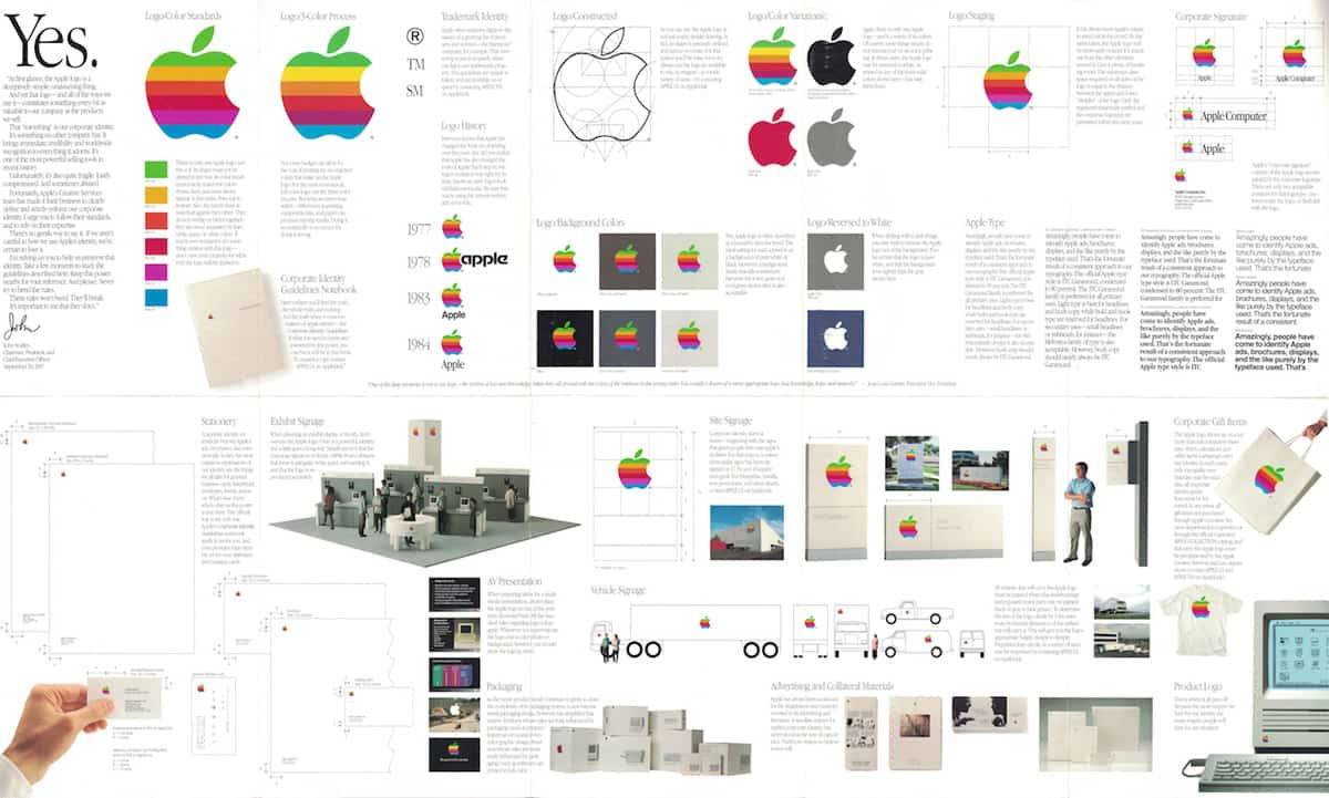 Apple Corporate Identity Guidelines