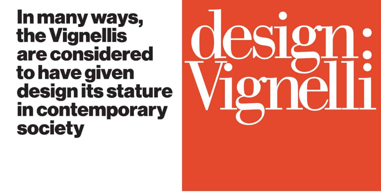Vignelli Centre for Design Studies