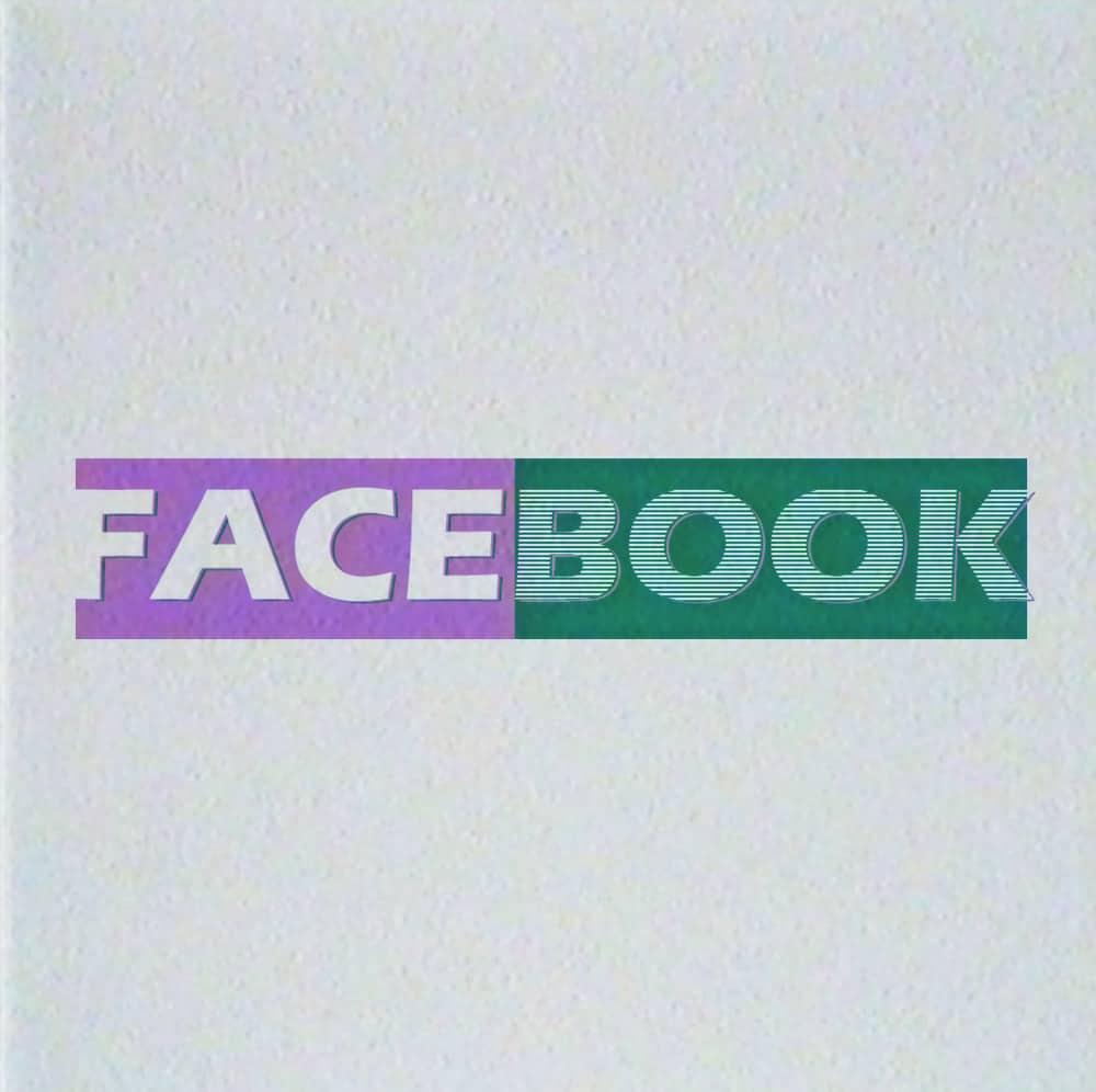 facebook-logo-retro-design