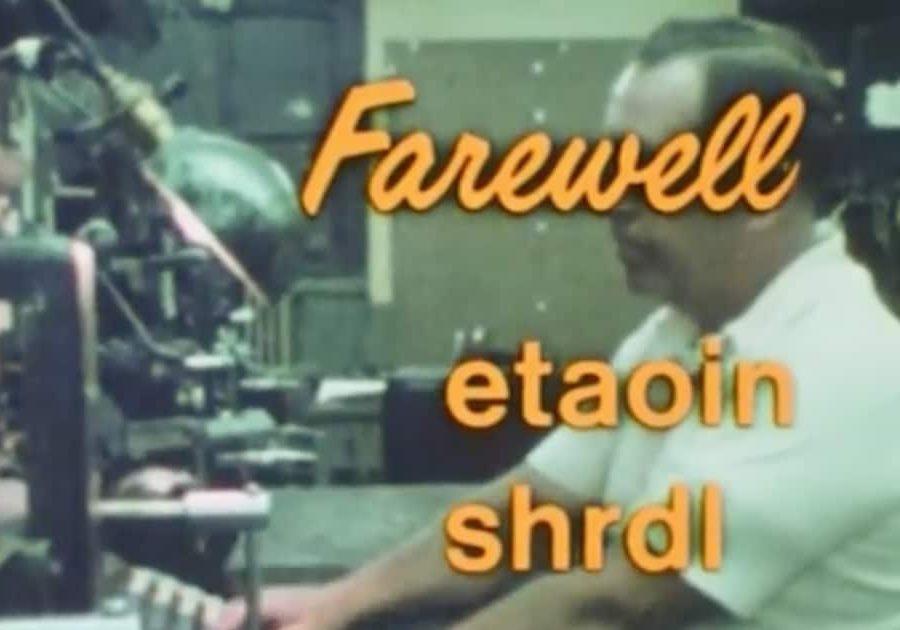 FarewellEtaoinShrdlu