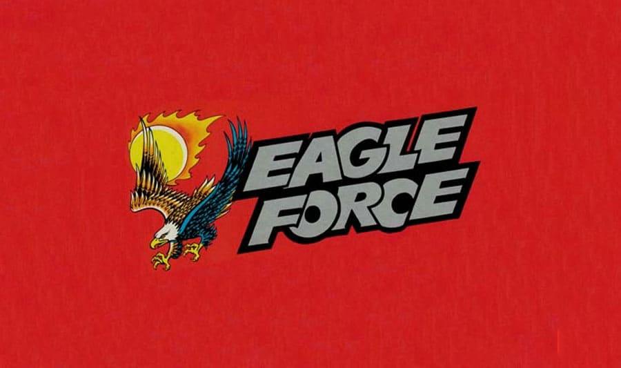 eagle-force-action-figure-brand-logo-design
