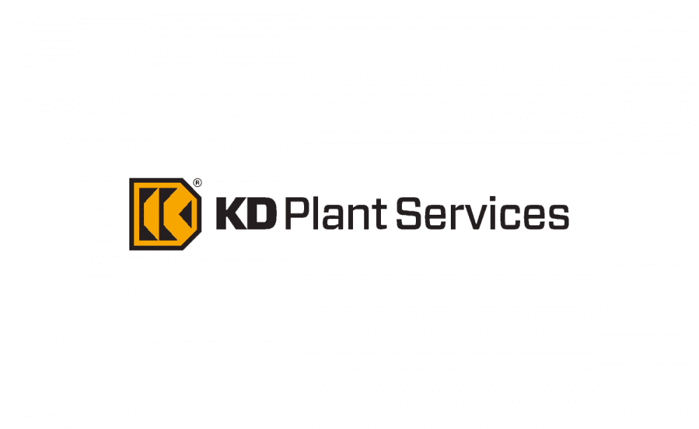 KD Plant Services Logo Designed by The Logo Smith