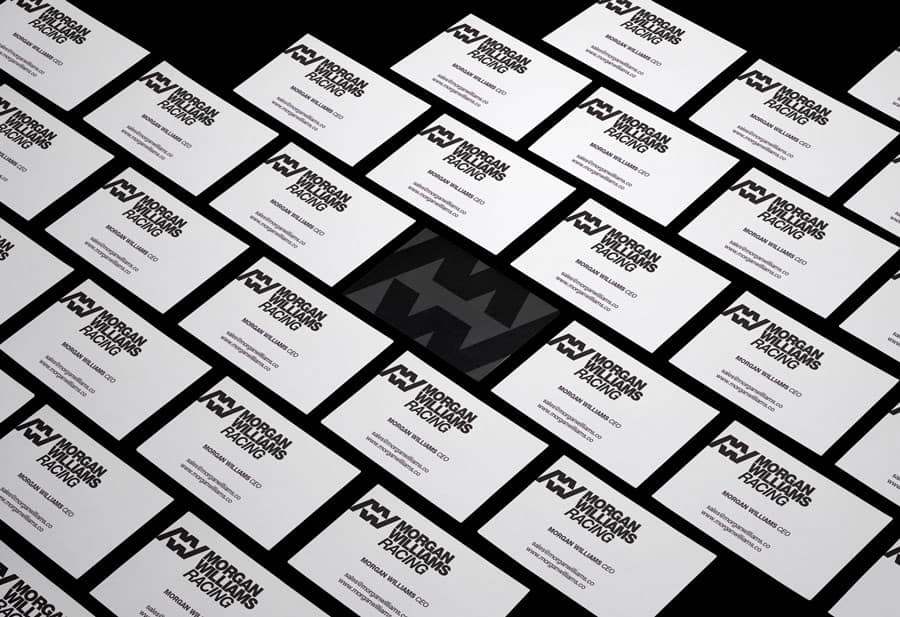 Brand Identity Designed by Smith
