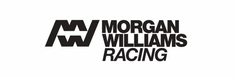Morgan Williams Racing Logo & Brand Identity Designed by The Logo Smith