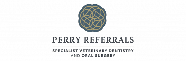 Perry Referrals Logo Brand Identity Designed by The Logo Smith