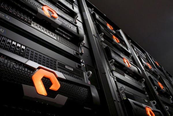 Enterprise Flash Storage