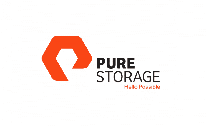 Pure Storage Logo & Brand Identity Designed by The Logo Smith