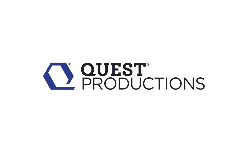 Logo Portfolio and Monomark for Quest Productions Documentary & Film Production Logo Designed by The Logo Smith