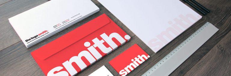 The Logo Smith Freelancer Logo & Brand Identity Designed by The Logo Smith