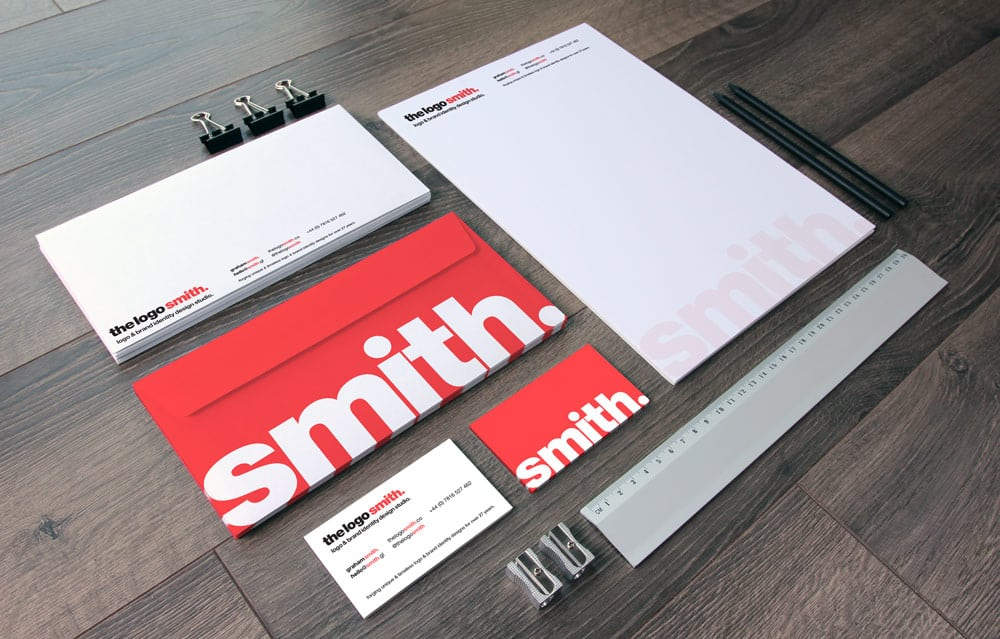 The Logo Smith | Logo Design & Brand Identity Design Studio