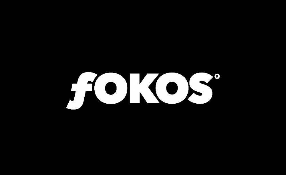 fokos Photography Magazine Masthead Banner Logo Designed by The Logo Smith