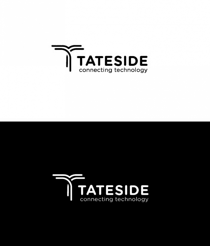 Tateside Logo Designed by Freelance Logo Designer The Logo Smith.