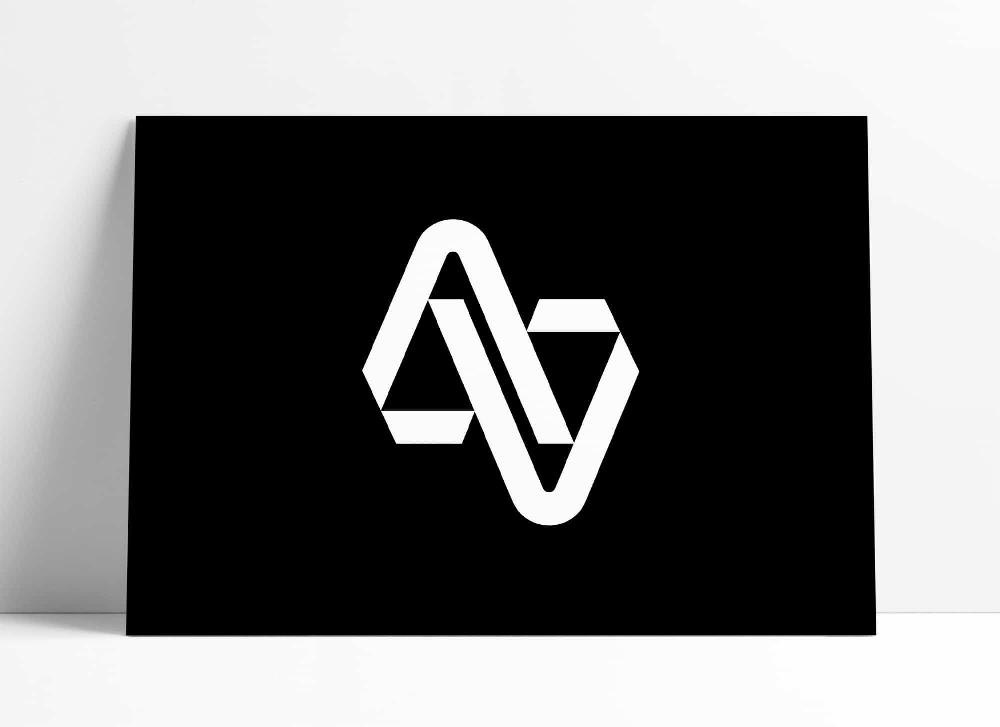 This image has an empty alt attribute; its file name is Letters-av-vainitials-av-va-2-Logo-Design-for-Sale-by-The-Logo-Smith.jpg