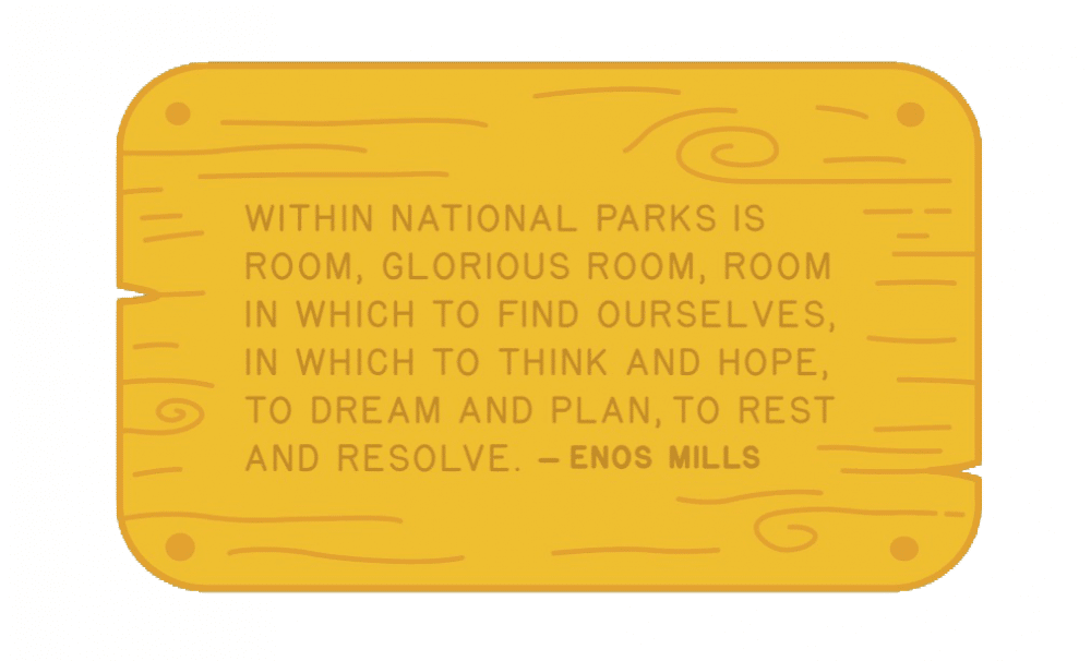 National Park Typeface Free Download