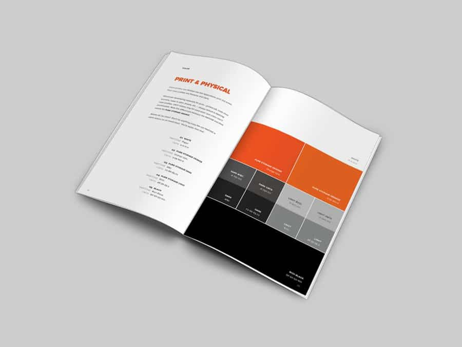 Pure Storage Logo & Brand Identity Designed by Freelance Logo Designer The Logo Smith