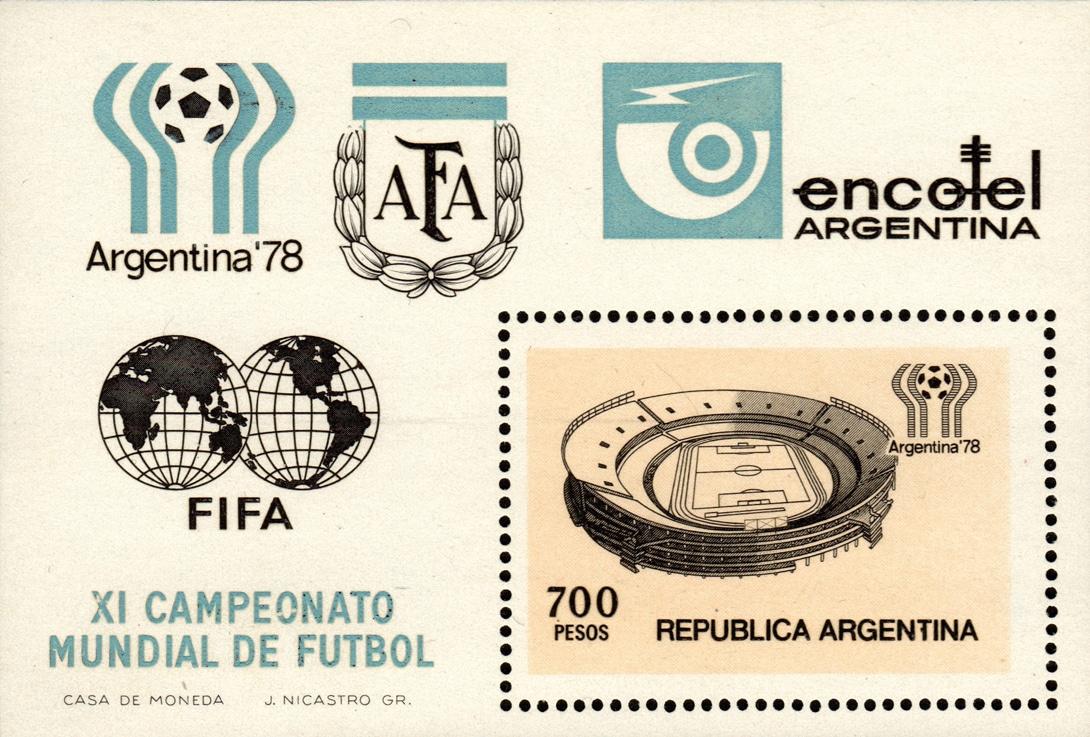 stamps souvenir sheet