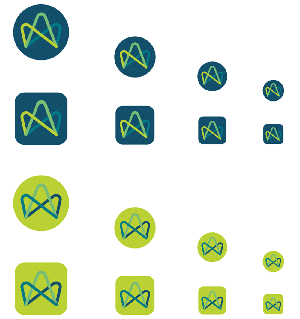 Avatera Logo Mark Redesign by The Logo Smith Freelance Logo Designer