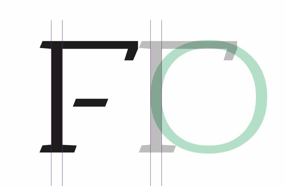 Folger Skoog Custom Font Designed by Freelance Logo Designer The Logo Smith