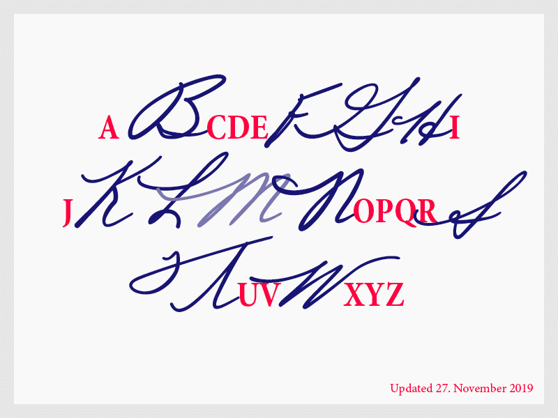 Martin Luther King Font - Free to Download - Created by Harald Geisler