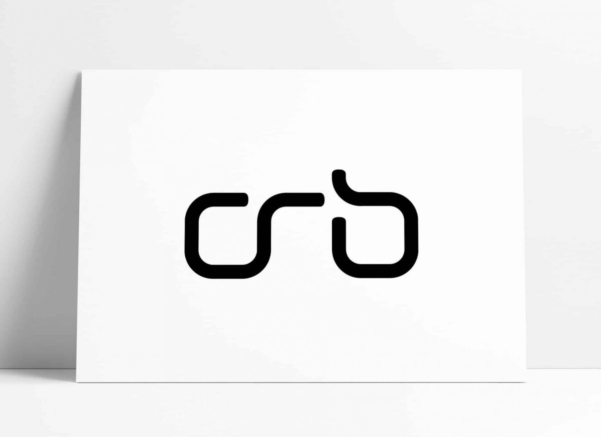 Orb Word Mark Logo Designed by The Logo Smith
