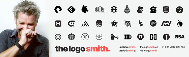 Logo & Brand Identity Design by Freelance Logo Designer The Logo Smith.