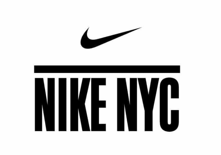 Nike NYC Headquarters Logo Concepts by Bureau Borsche