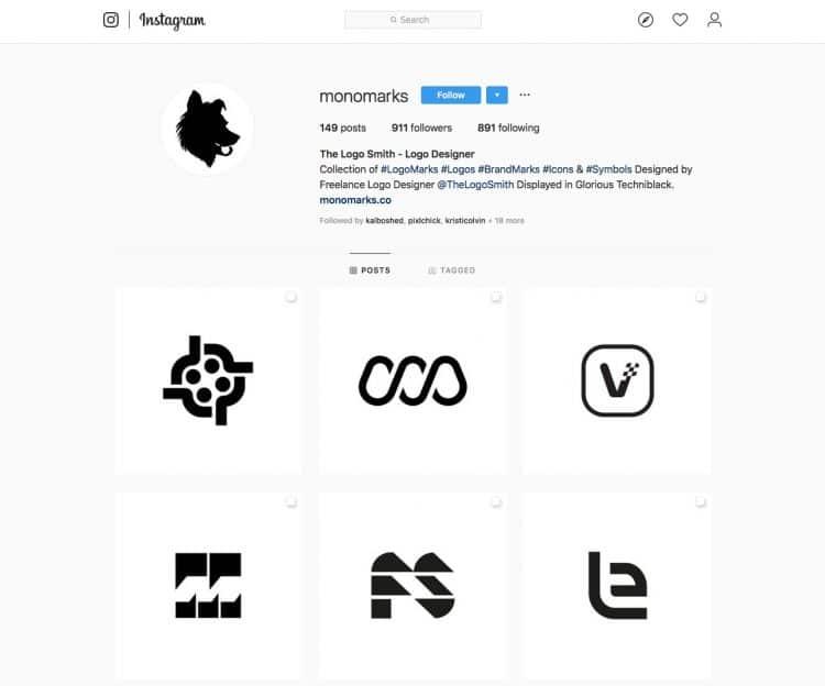 Monomarks on Instagram