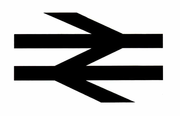 Designers Collis Clements Gerald Barney Emblem for British Railways