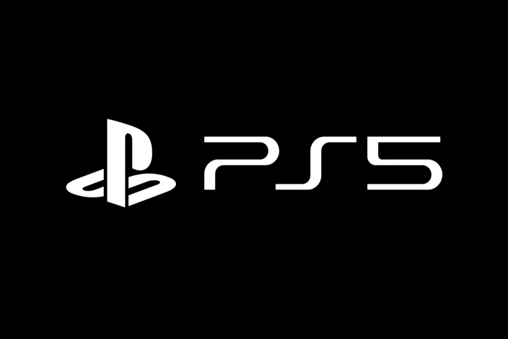 Sony PS5 Logo Design