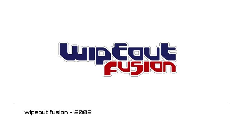 wipeout fusion logo - 2002