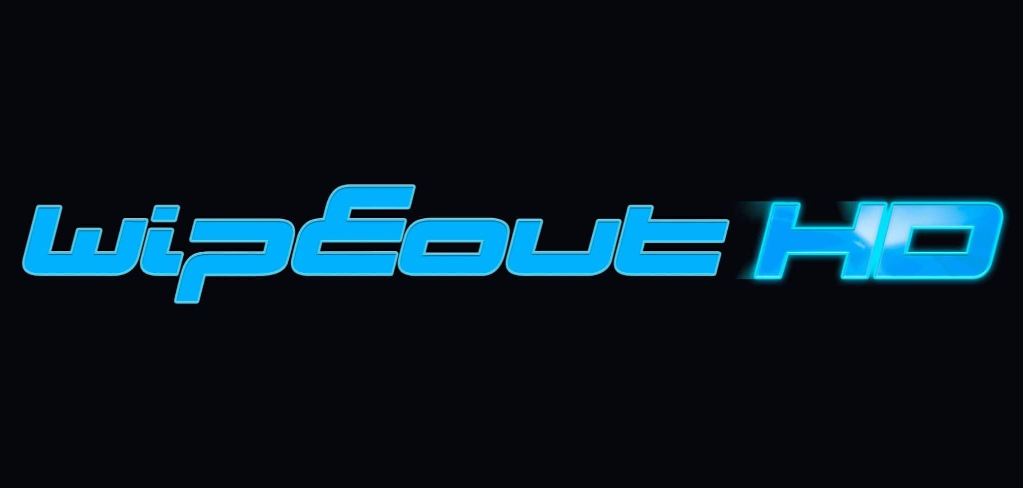 Wipeout HD logotype