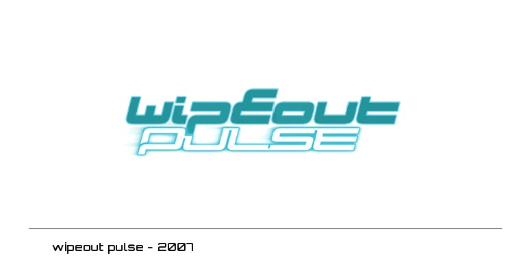 wipeout pulse logo - 2007