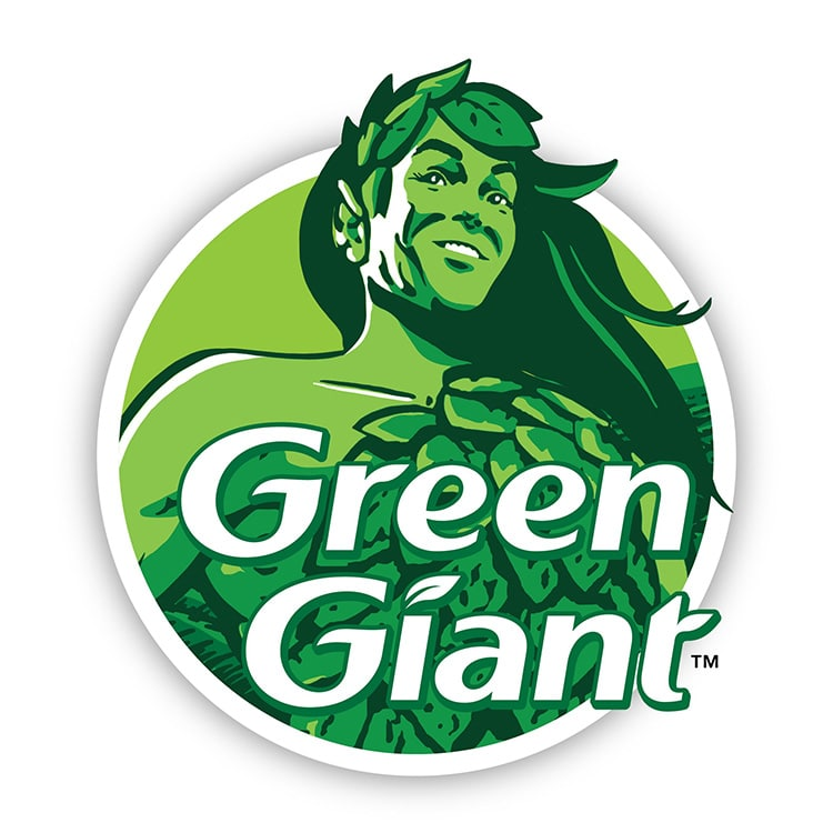 Green-Giant-female Gender Switch Iconic Household Brand Mascots Redesigned