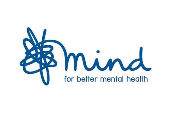mind logo design by glazer for better mental health logo