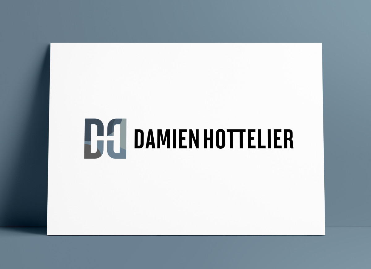 Client Testimonial by Damien Hottelier Logo Designed by The Logo Smith
