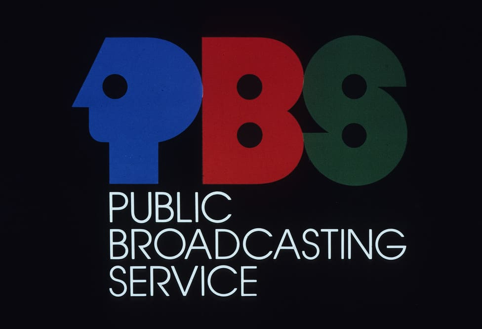 Making of the PBS Logo